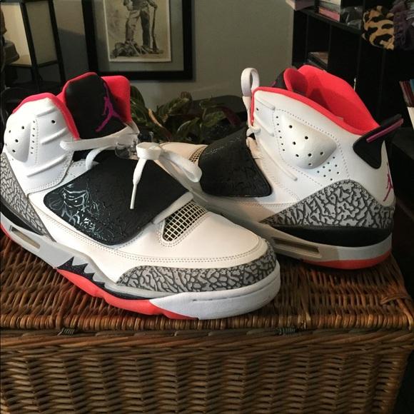 221e5005f474 Nike Air Jordan s Son of Mars Hot Lava 11.5. M 5b5b58ec10fc548dd0993406